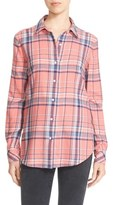 Elizabeth and James 'Rowan' Flannel Shirt