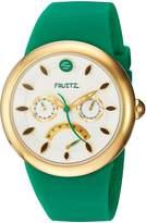 Philip Stein Teslar Women's F43G-A-G Quartz Stainless Steel Yellow Dial Watch