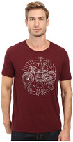 Lucky Brand Thrill of Speed Graphic Tee