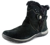 Earth Origins Karlene Women Round Toe Suede Winter Boot.