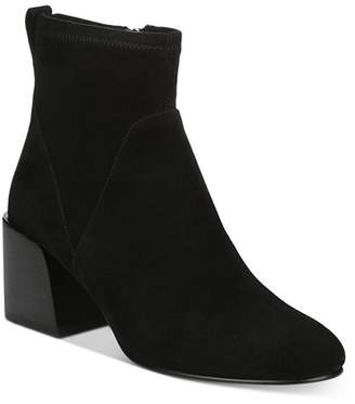 Via Spiga Women's Diana Block-Heel Ankle Booties