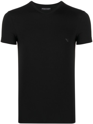 Emporio Armani round neck short-sleeved T-shirt