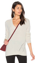 Fine Collection Candice V Neck Sweater
