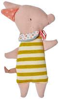 Maileg North America Sleepy-Wakey Piggy Plushy - Pale Pink