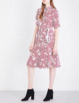 Altuzarra Kieran silk-crepe dress