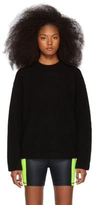 Alexander Wang Black Teepee Sweater