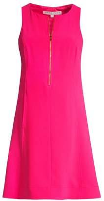 Trina Turk Reef Zip Front Shift Dress