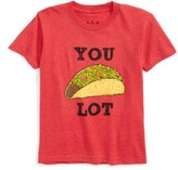 JEM Boy's You Taco Lot T-Shirt