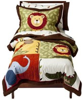Sweet Jojo Designs Jungle Time 5 pc. Toddler Bedding Set