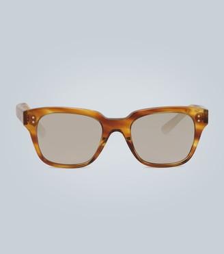 Celine Tortoiseshell acetate sunglasses