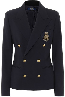 Polo Ralph Lauren Stretch-wool blazer