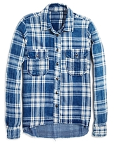 Blank NYC Blanknyc Girls' Plaid Shirt - Big Kid