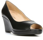 Naturalizer Women's Olivia Peep Toe Wedge