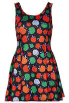 Topshop **Pomme Pomme Skater Dress by Kuccia