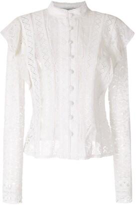 Martha Medeiros Ana long sleeves shirt