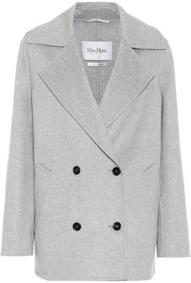 Max Mara Tallero double-face cashmere jacket