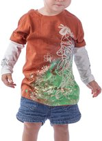 Ed Hardy Toddlers Girls T-Shirt - 3/