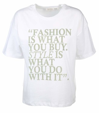 Rich & Royal rich&royal Women's T-Shirt mit Wording