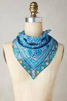 Anthropologie Sea of Florals Bandana