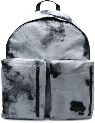 Cinzia Araia Kids Tie-Dye Print Backpack