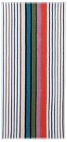Sonia Rykiel Rue De Nevers Blanc Striped Towel