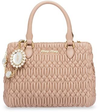 Miu Miu Cloquet top-handle bag