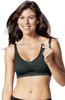 Bravado Confetti Nuring Bra - Black with Polka-Dot
