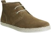 Ask The Missus Fiesta Espadrille Chukka Boots