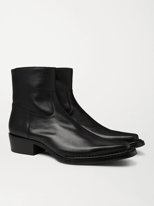 Acne Studios Leather Boots