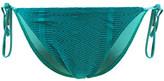 Kiwi Green Swimsiut Panties Glamour GREEN