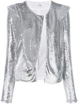IRO Waklyn mirrored jacket