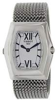 Tissot Women's T-Win T08.1.187.53 Stainless-Steel Swiss Quartz Watch