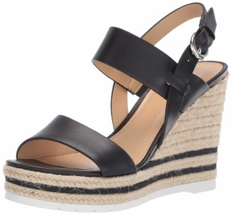 Nine West Women's wnALIVIA Wedge Sandal