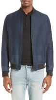 The Kooples Men's Versatile Bomber Jacket