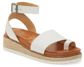 Lucky Brand Itolva Espadrille Wedge Sandal