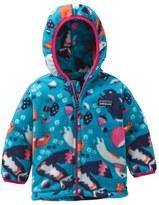 Patagonia 'Synchilla ® ' Full Zip Fleece Hoodie (Toddler Girls)