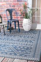 nuLoom OWDN24A Kandace Outdoor Area Rug
