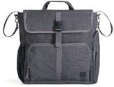 Diaper Dude Infant Convertible Diaper Backpack - Black