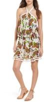 Raga Women's Tropical Paradise Halter Dress