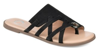 Journee Collection Hasten Sandal