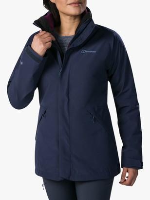 Berghaus Highland Ridge Women's Waterproof Jacket, Dusk