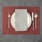 Chilewich Bamboo Rectangular Placemat, 14 x 19