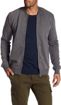 Lindbergh Quilted Zip Cardigan