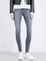 Hudson Nico skinny high-rise jeans