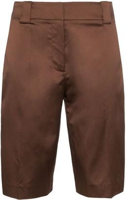 Prada knee-length shorts