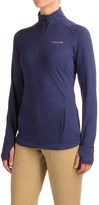 Avalanche Wear Solace Jacket - Zip Neck (For Women)