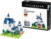 Nanoblock Sites to See Neuschwanstein Castle 3D Puzzle