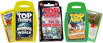Top Trumps Card Game Bundle - Explore Our World