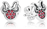 Disney Minnie Mouse Sparkling Earrings by PANDORA