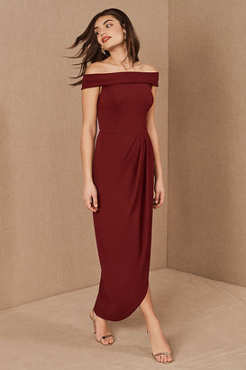 BHLDN Thompson Dress By in Purple Size 2